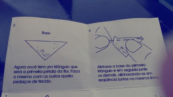 Passos 3 e 4